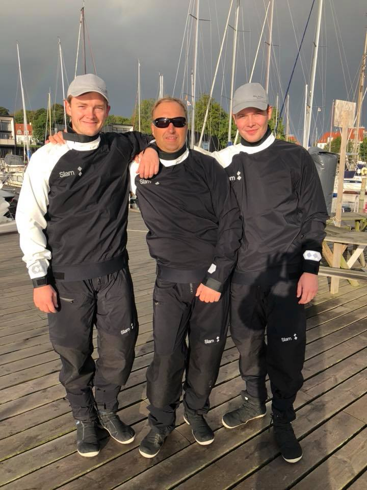 Claus, Frederik og Rasmusen